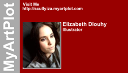 Elizabeth Dlouhy's business card