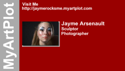 Jayme Arsenault's business card