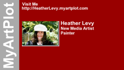Heather Levy's business card