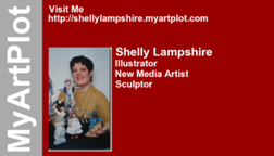 Shelly Lampshire's business card
