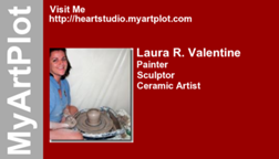 Laura R. Valentine's business card